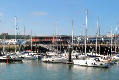 Boulogne Marina Outer Harbour